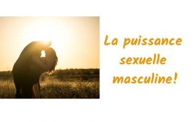 Vous aimeriez que votre homme garde sa puissance sexuelle ?